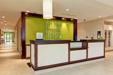 Hilton Garden Inn-Woodbridge, VA- Front Desk
