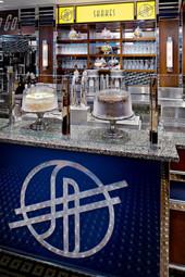 Silver Diner Waldorf Shake